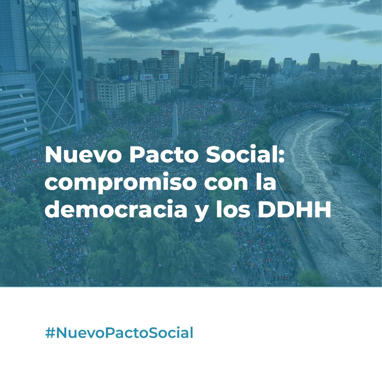#NuevoPactoSocial